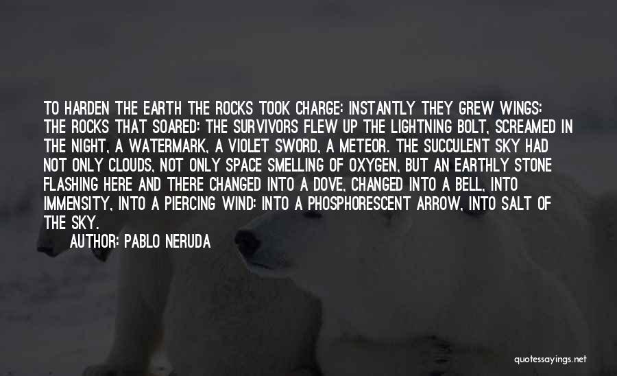 Piercing Quotes By Pablo Neruda