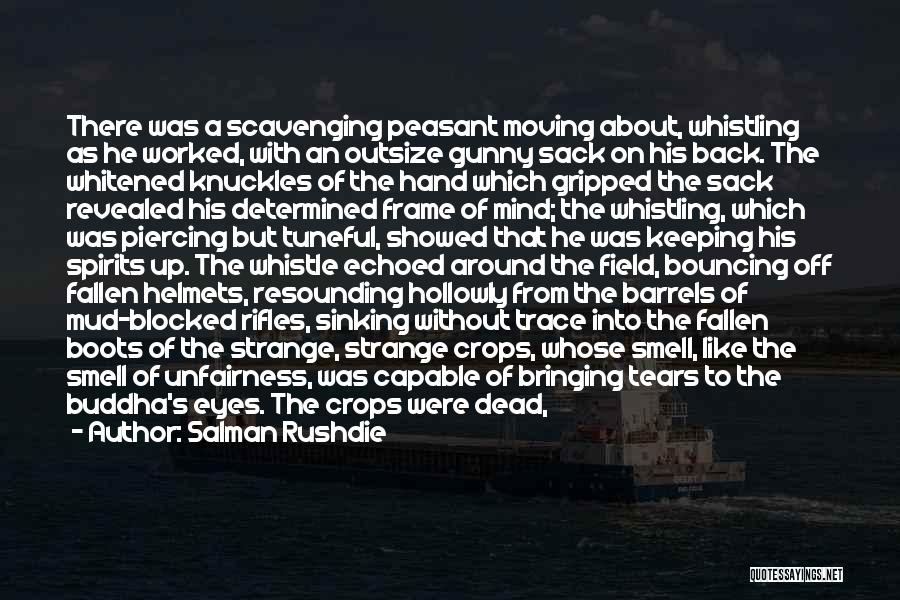 Piercing Quotes By Salman Rushdie