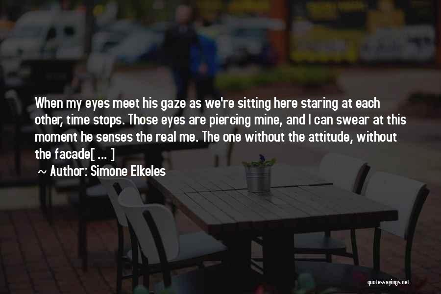 Piercing Quotes By Simone Elkeles