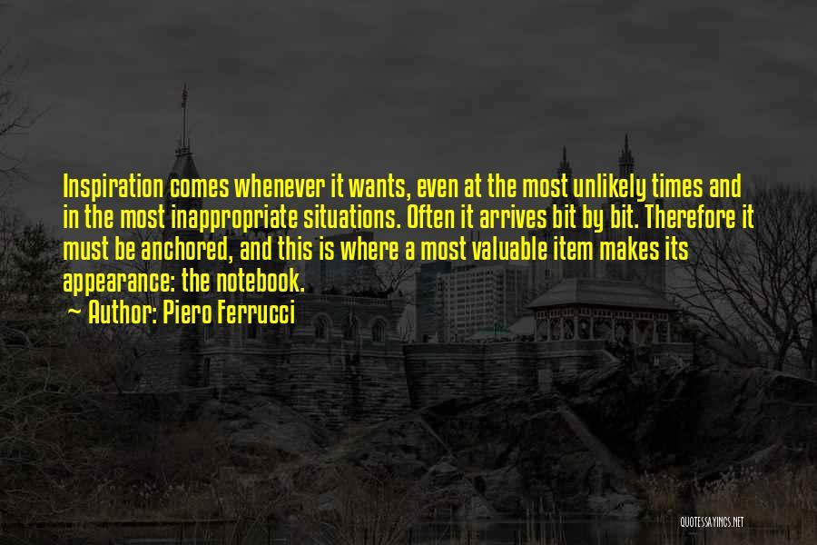 Piero Ferrucci Quotes 1182294