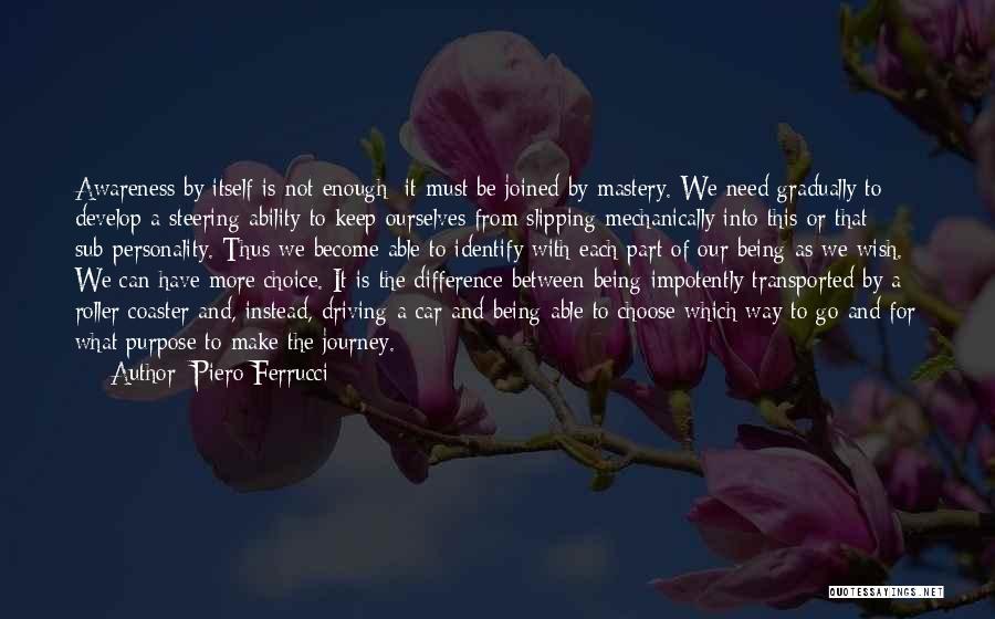 Piero Ferrucci Quotes 137491