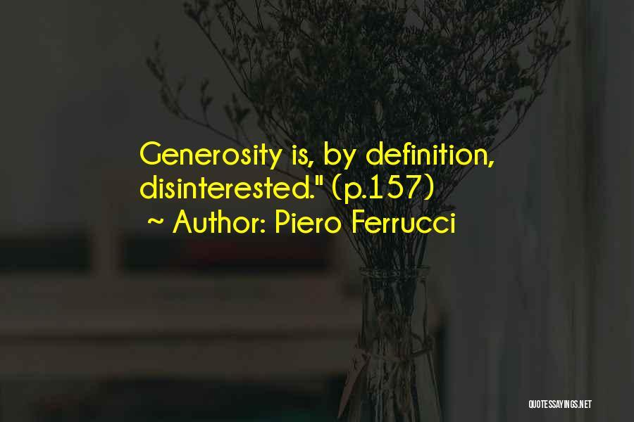 Piero Ferrucci Quotes 1416846