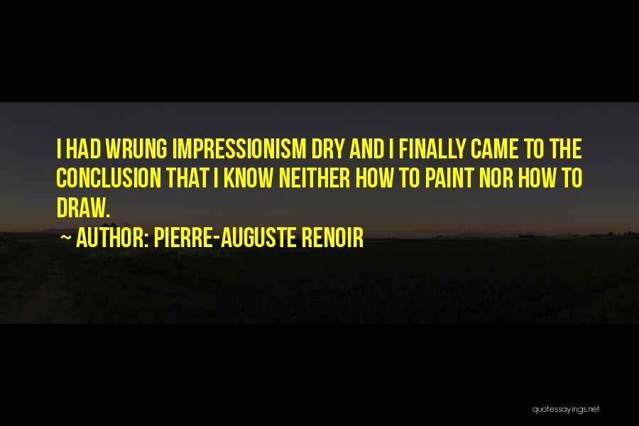Pierre-Auguste Renoir Quotes 1175344