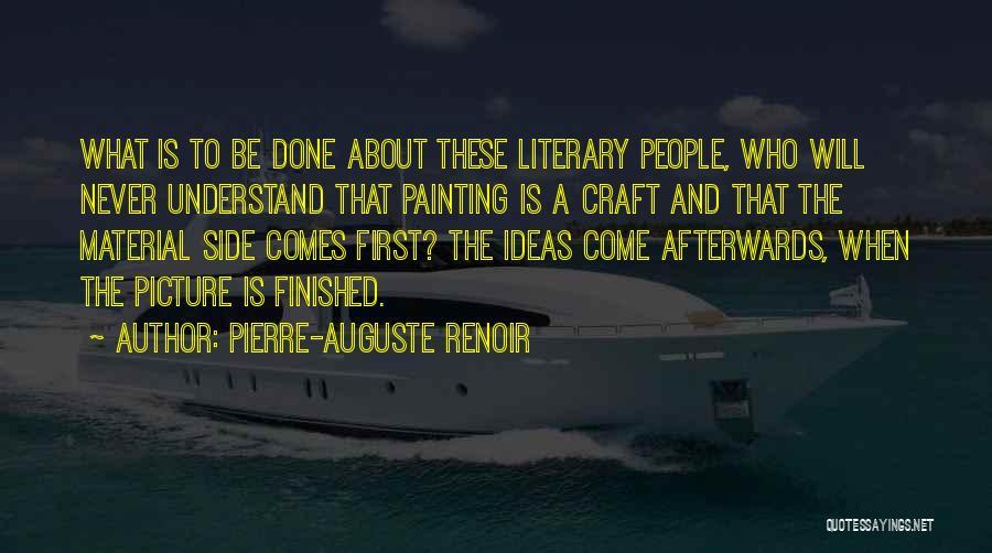 Pierre-Auguste Renoir Quotes 1228436