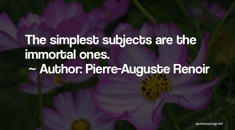 Pierre-Auguste Renoir Quotes 1299619