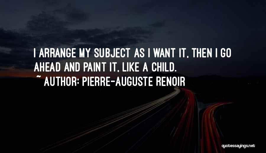 Pierre-Auguste Renoir Quotes 1397837