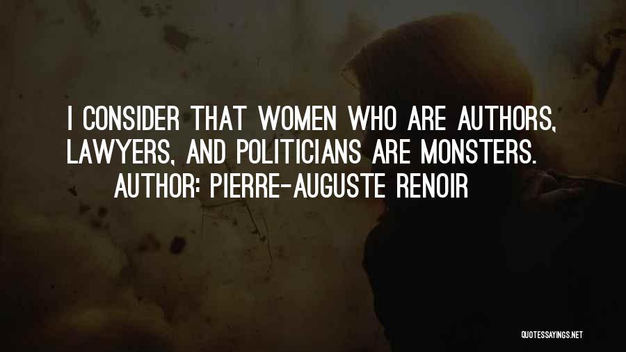Pierre-Auguste Renoir Quotes 170323