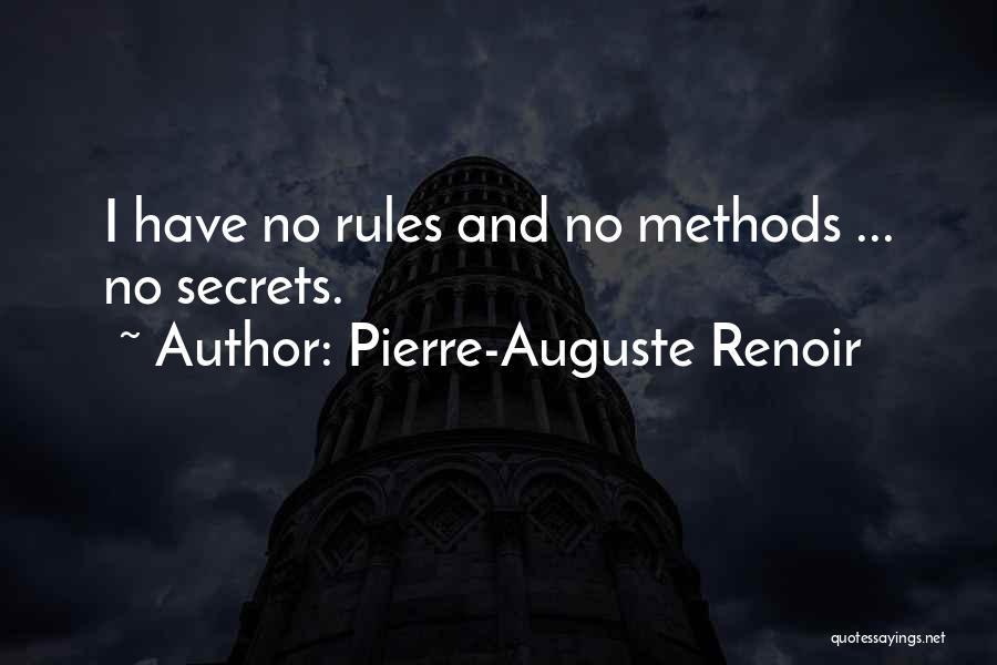 Pierre-Auguste Renoir Quotes 1896685
