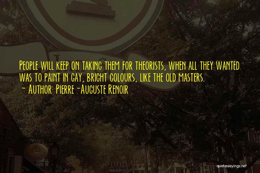 Pierre-Auguste Renoir Quotes 2008228