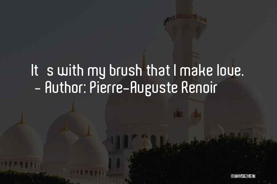 Pierre-Auguste Renoir Quotes 208655