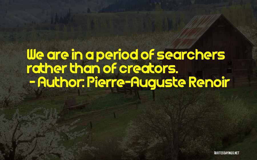Pierre-Auguste Renoir Quotes 2112346