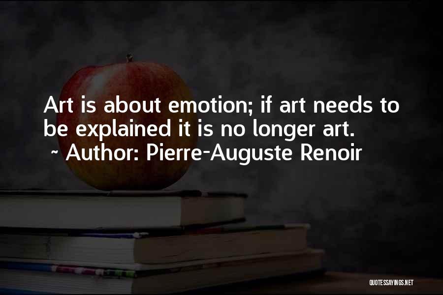 Pierre-Auguste Renoir Quotes 2242061