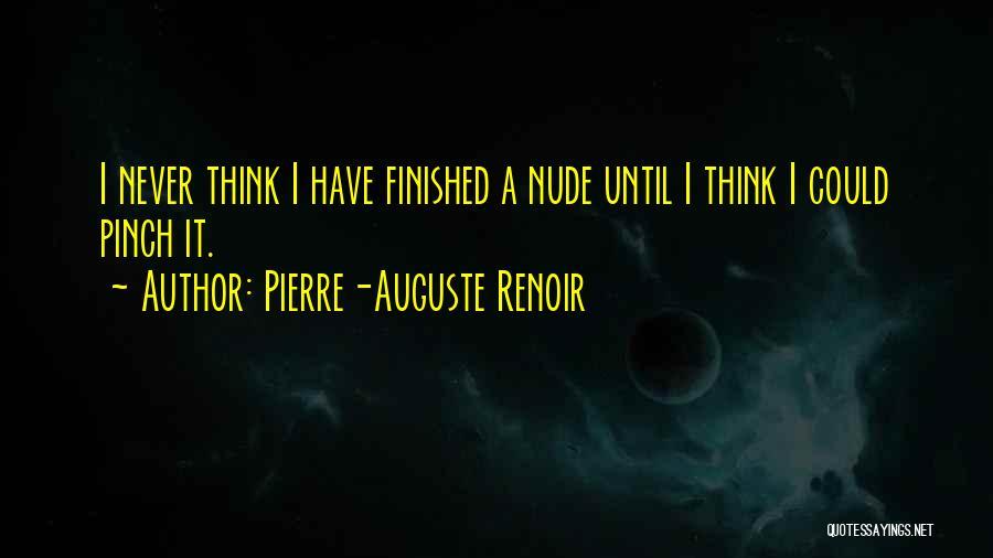 Pierre-Auguste Renoir Quotes 485688