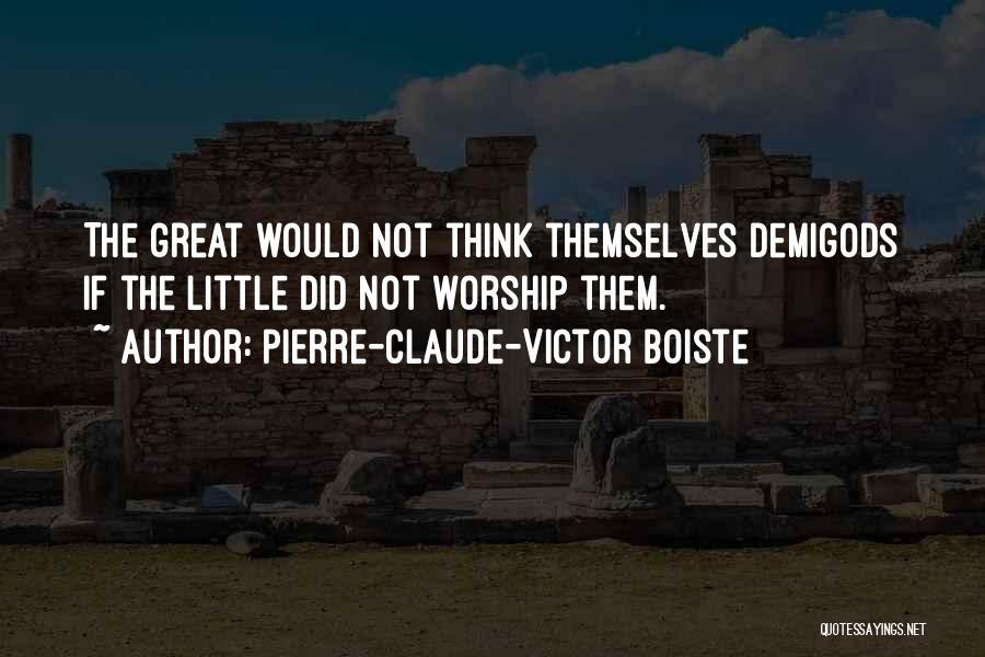 Pierre-Claude-Victor Boiste Quotes 869495