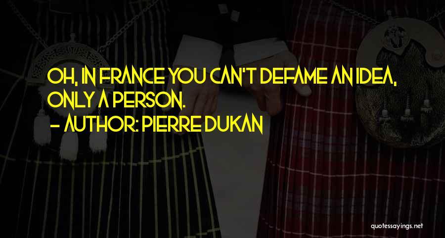Pierre Dukan Quotes 201601
