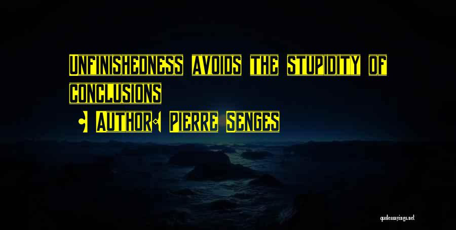 Pierre Senges Quotes 354371