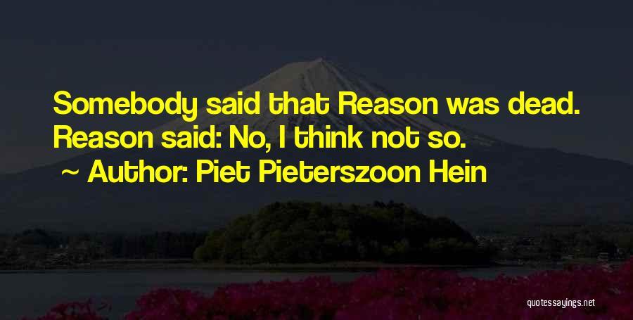 Piet Pieterszoon Hein Quotes 1218634