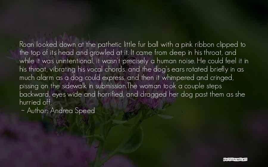 Pink Ribbon Inc Quotes By Andrea Speed