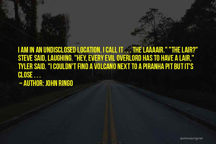 Piranha Quotes By John Ringo