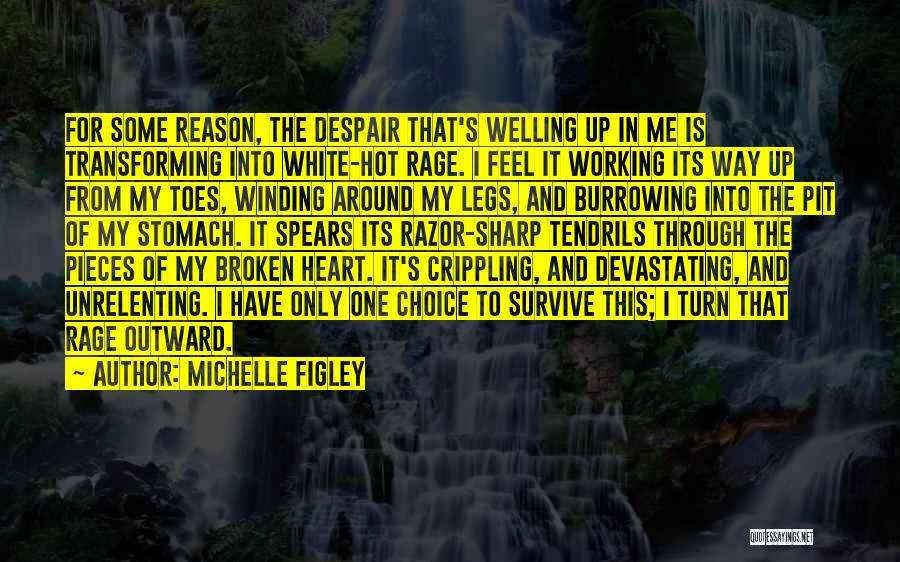 Pit Of Despair Quotes By Michelle Figley