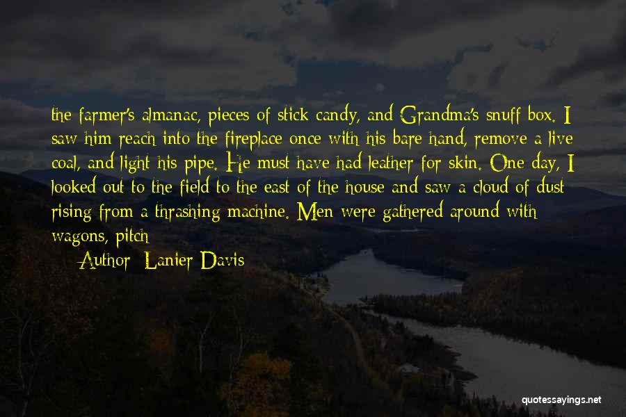 Pitch Quotes By Lanier Davis