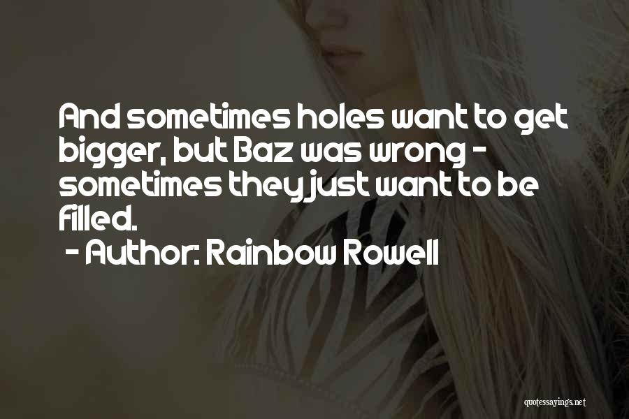 Pitch Quotes By Rainbow Rowell