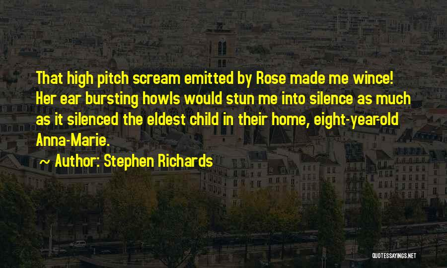 Pitch Quotes By Stephen Richards