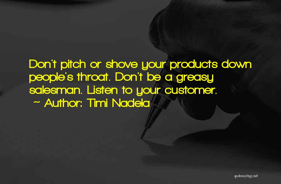 Pitch Quotes By Timi Nadela