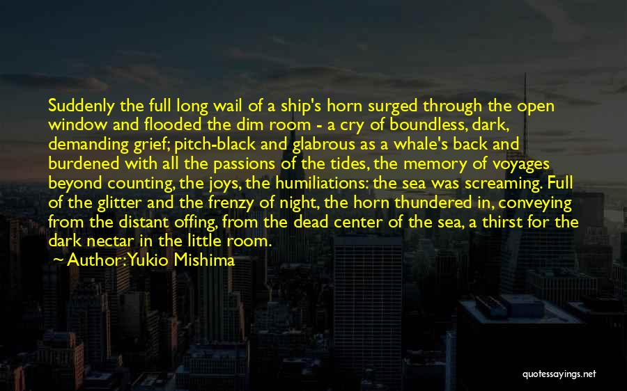 Pitch Quotes By Yukio Mishima