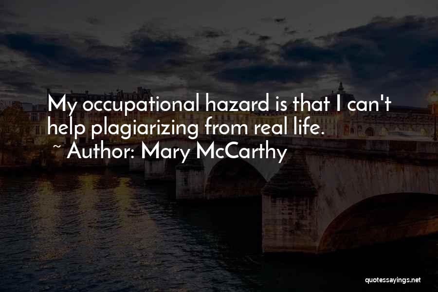 Plagiarizing Quotes By Mary McCarthy