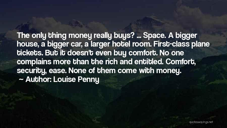 Plane Tickets Quotes By Louise Penny