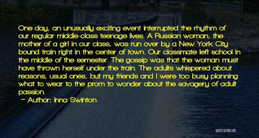 Planning An Event Quotes By Inna Swinton