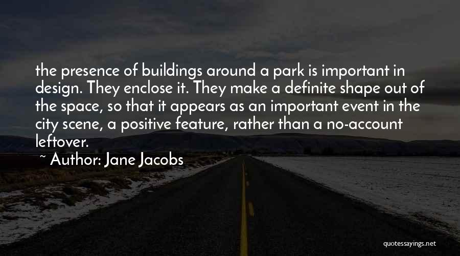 Planning An Event Quotes By Jane Jacobs