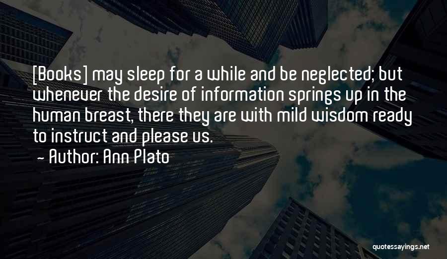 Plato Book 7 Quotes By Ann Plato