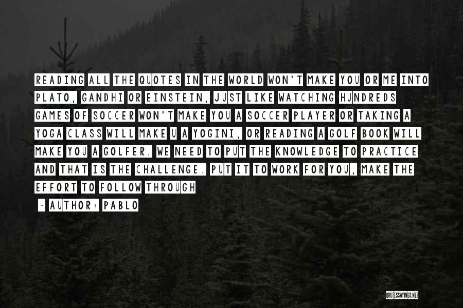 Plato Book 7 Quotes By Pablo