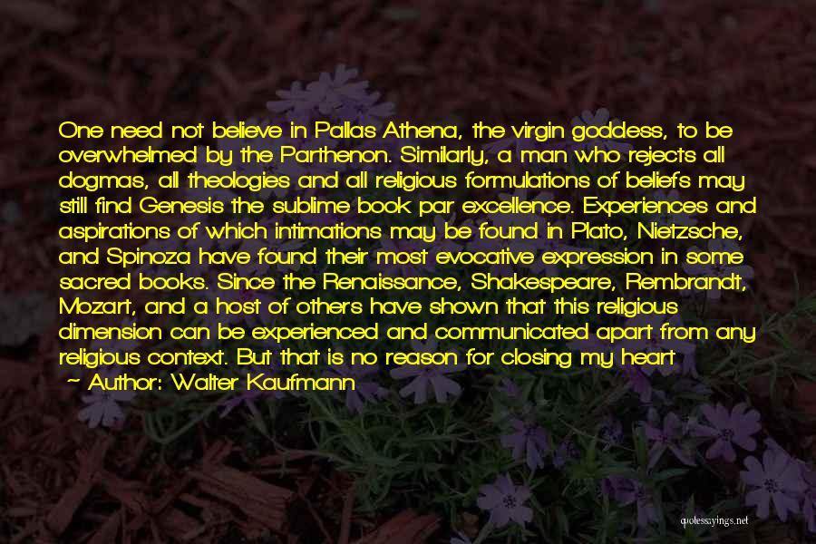 Plato Book 7 Quotes By Walter Kaufmann