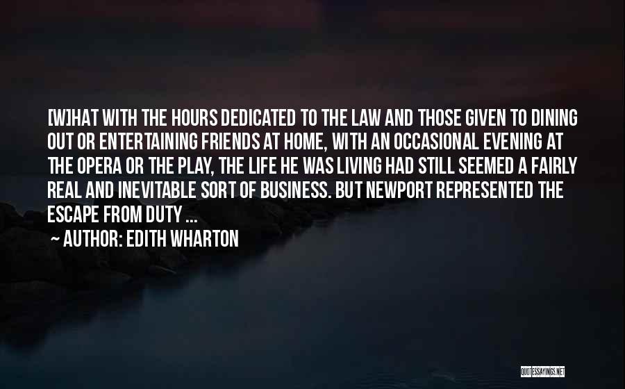 Play Fairly Quotes By Edith Wharton