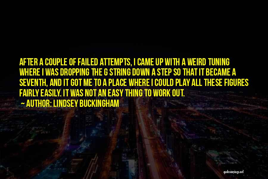 Play Fairly Quotes By Lindsey Buckingham