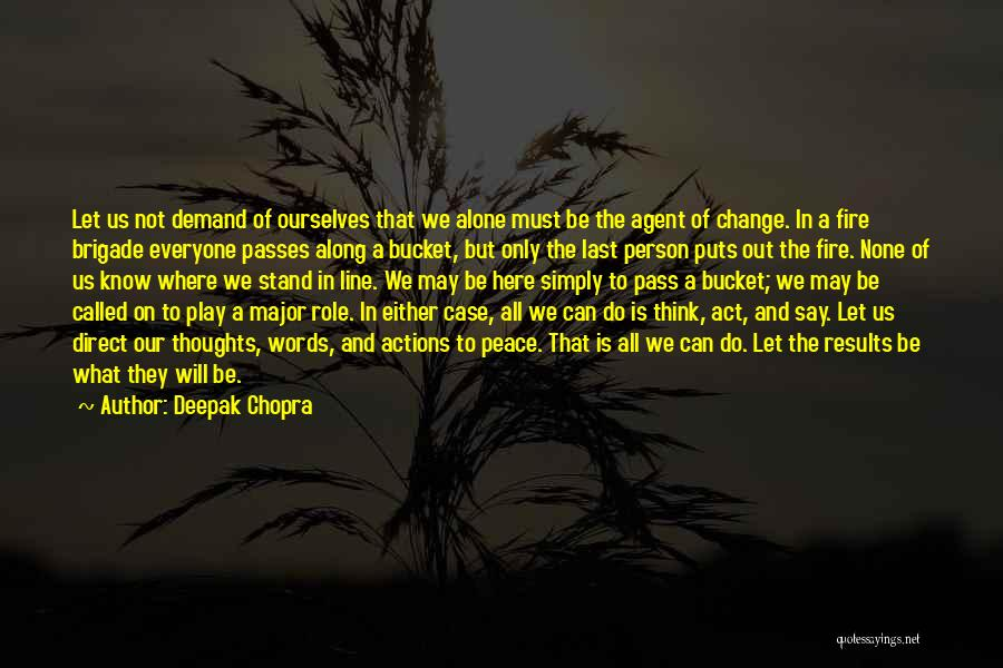 Play On Words Quotes By Deepak Chopra