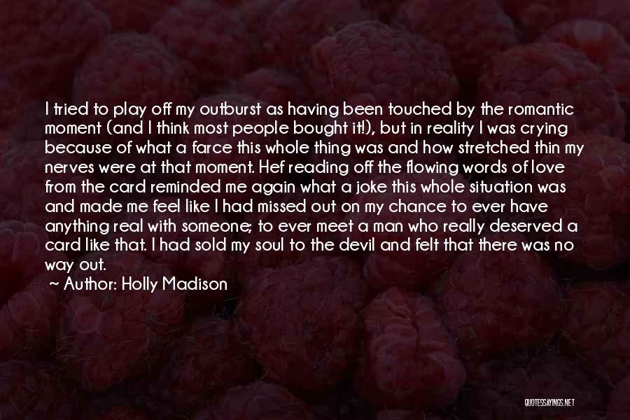 Play On Words Quotes By Holly Madison