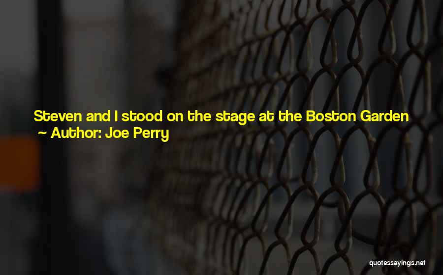 Playing Cards Quotes By Joe Perry