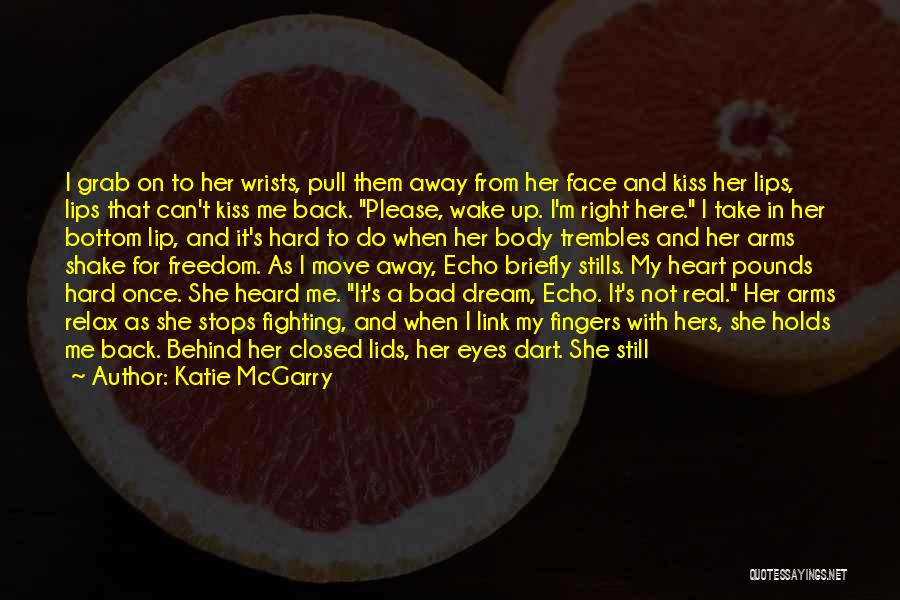 Please Come Back To Me Quotes By Katie McGarry