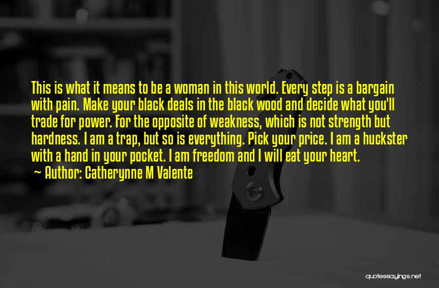 Please Pick Me Quotes By Catherynne M Valente