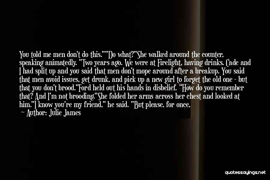 Please Pick Me Quotes By Julie James