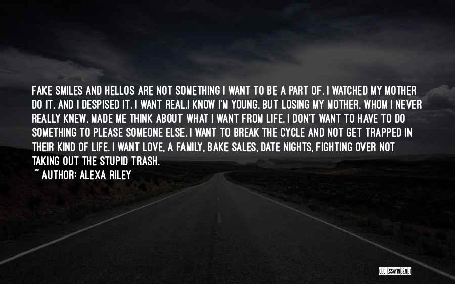 Please Someone Quotes By Alexa Riley