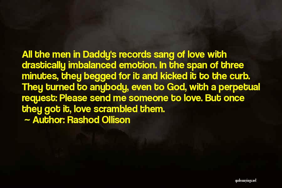 Please Someone Quotes By Rashod Ollison