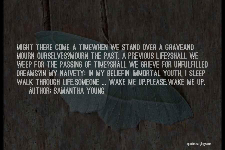Please Someone Quotes By Samantha Young
