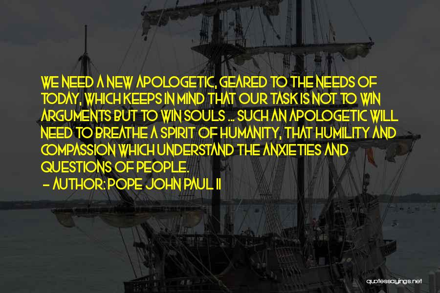 Please Understand Me Ii Quotes By Pope John Paul II