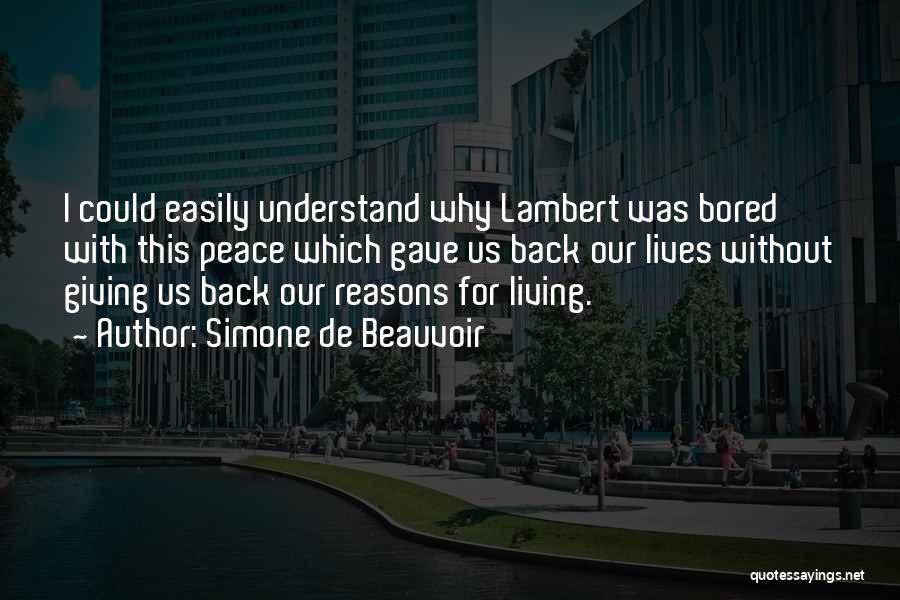 Please Understand Me Ii Quotes By Simone De Beauvoir