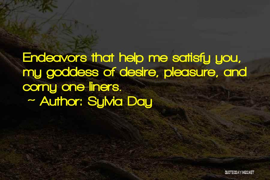 Pleasure And Desire Quotes By Sylvia Day